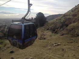 Christchurch gondola, Cat - April 2013