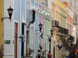 The colonial streets of Campeche. , Kevin F - May 2013