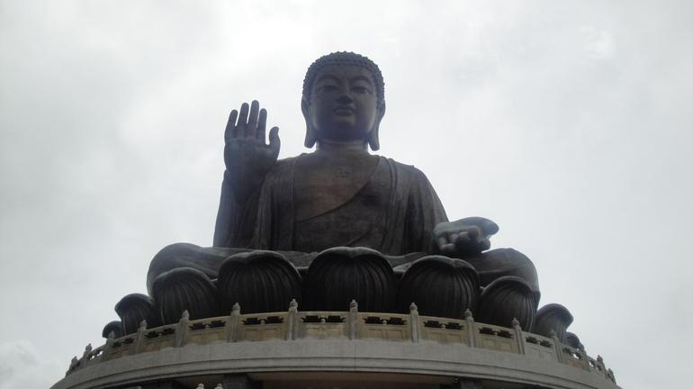 Giant Buddha - Hong Kong