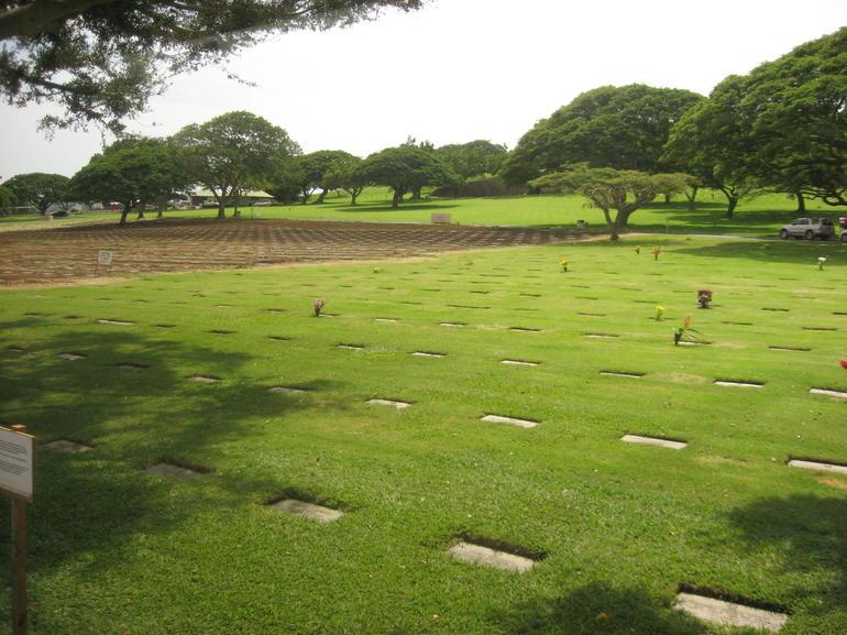 Gravestones - Oahu