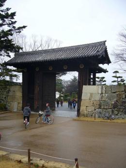 The main entrance., kellythepea - October 2010