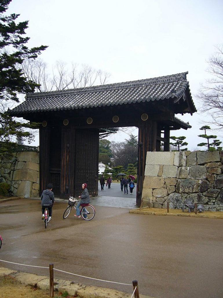 Himeji Entrance - Kyoto