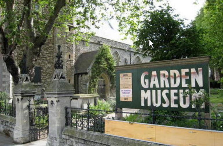 London Garden Museum -
