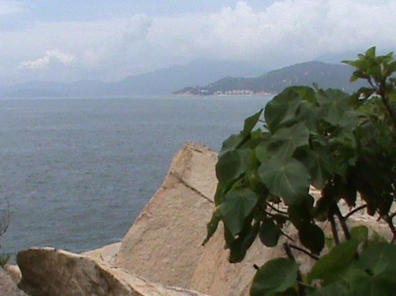 Near the pirates cave - Hong Kong