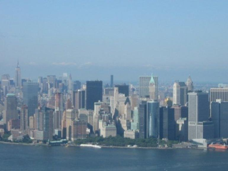 Skyline shot - New York City