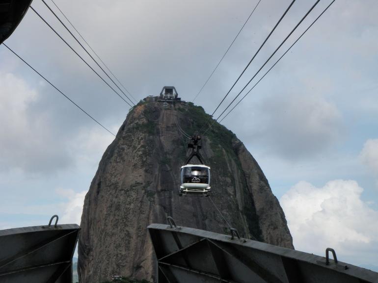 Sugar Loaf tram - Rio de Janeiro