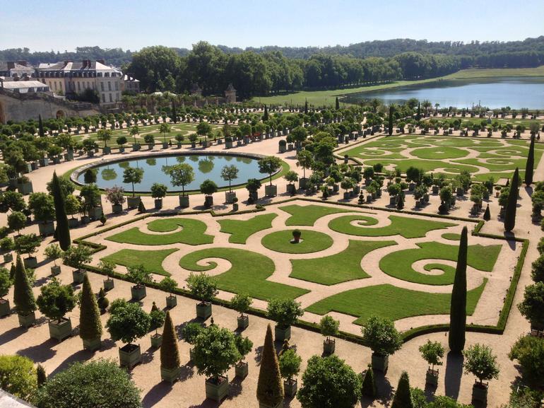 The orangerie - Paris