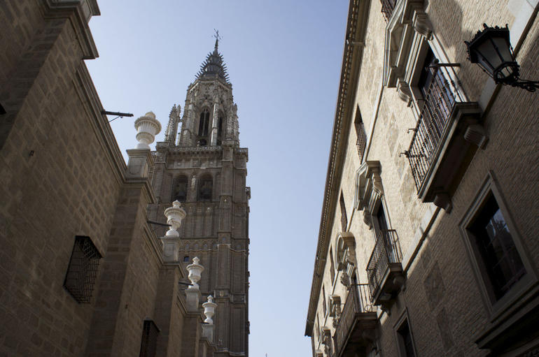 Toledo, Spain 2012-14 - Madrid