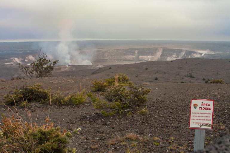 Volcano National Park - Oahu
