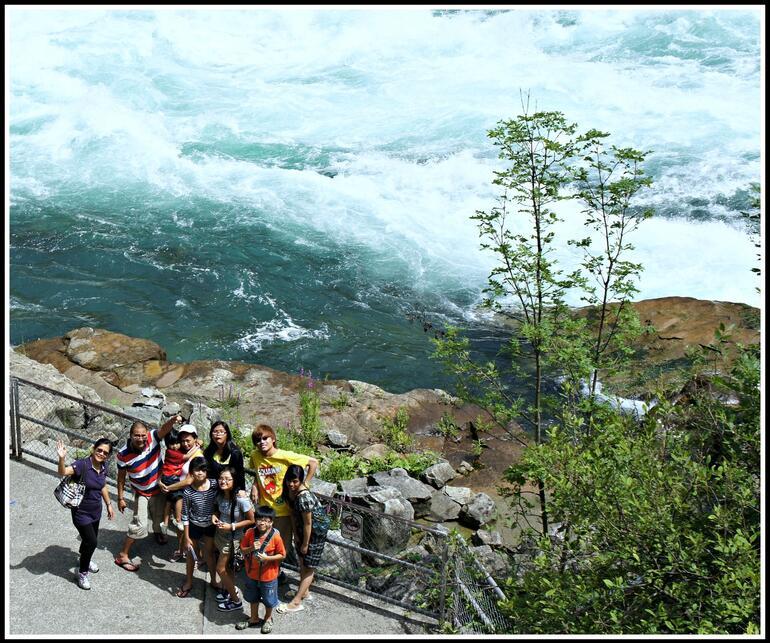 White Water Walk 2 - Niagara Falls & Around