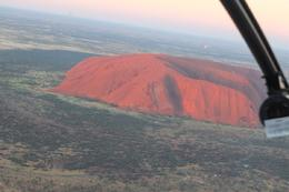 Uluru from other side , Mike F64 - June 2017