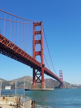 Golden Gate Bridge , CRYSTAL A - July 2017