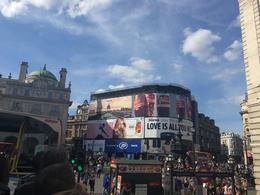Piccadilly Circus , Jessica H - July 2017