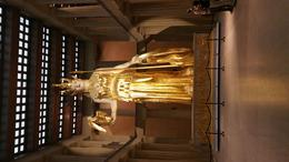 Athena Parthenos statue is the focus of the Parthenon just as it was in ancient Greece. The statue of Athena Parthenos within is a reconstruction of the long-lost original to careful scholarly ... , Robert R - September 2016