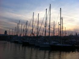 Barcelona Sailing Trip, juliafrancesco - July 2012