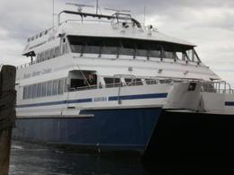 our boat , JOHN V - July 2011