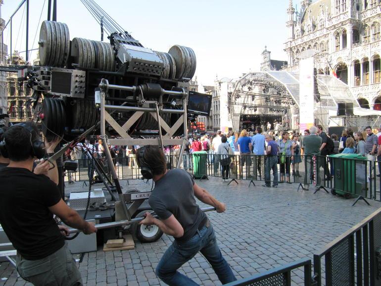 Brussels - Amsterdam