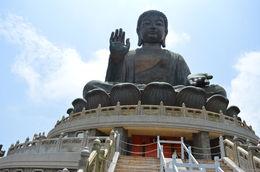 Buda statue , Rodica - May 2015