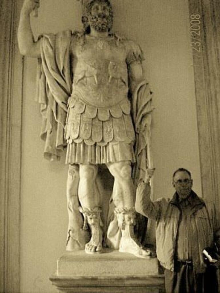 Capitoline Museum Tour - Rome