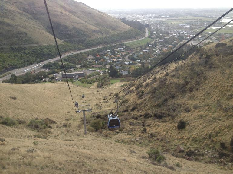 Christchurch gondola - Christchurch