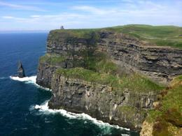 Cliffs of Moher at the beginning of May! , Emily T - May 2014