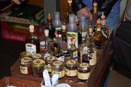 Huge array of Tuscan foods..., Frances - June 2010