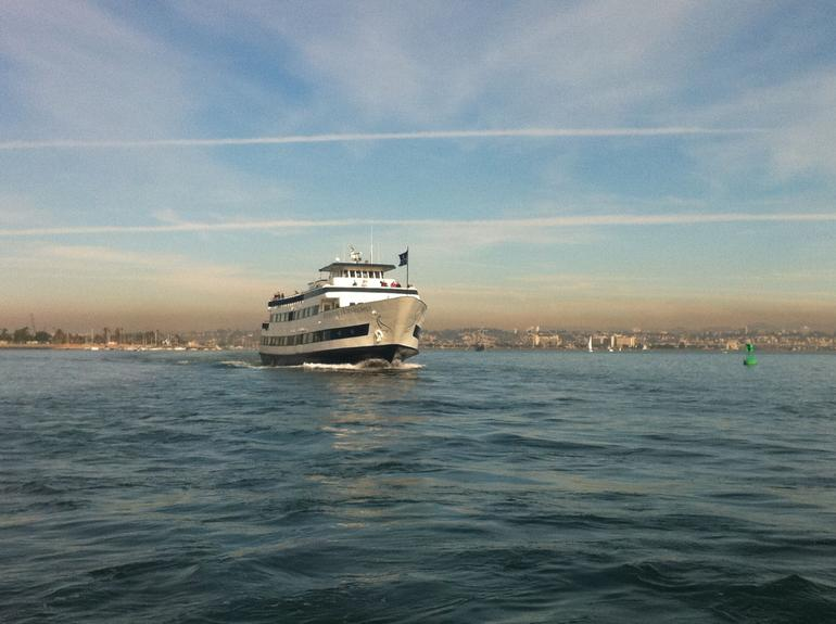 Cruising on San Diego Harbor - San Diego