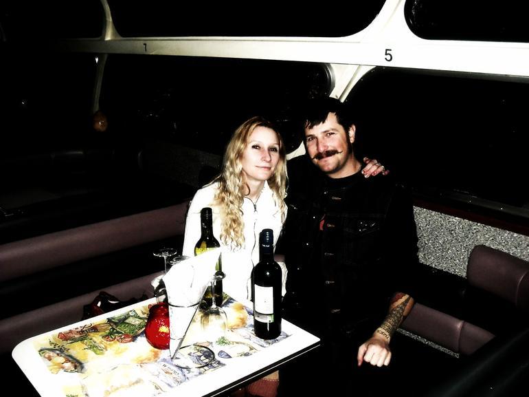 Germany 2012 Candlelight Cruise - Amsterdam