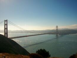 From the Marin Headlands , Phyllis P - September 2012