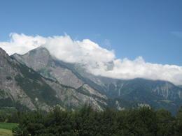 Healing power of mountains , Reba A - July 2012