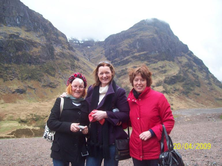 Joan Me and Shirley - Edinburgh