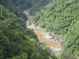 Picture from sky rail, Brett C - March 2010