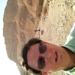 RZ at Masada , Rick Z - March 2014