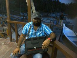 Awaiting boat ride , Parvinder S - May 2015