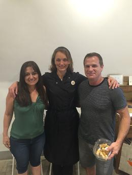 Cooking Class with our Chef, Serena! , laura.senzamici - September 2016