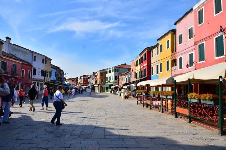 Pastel Creations - Venice