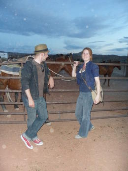 Ian & Melissa, IanH - August 2011
