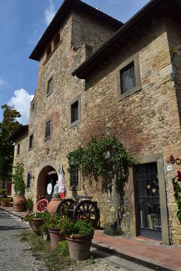 What's better than sipping on Chianti in Tuscany? , Jennifer G - October 2014