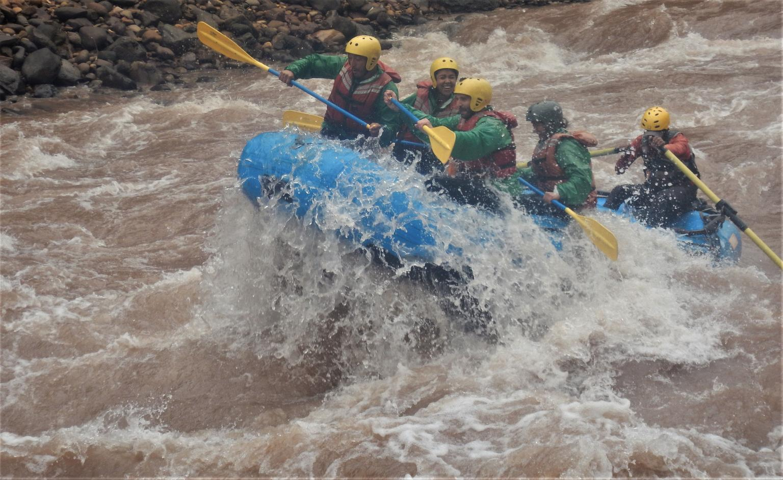 MAIS FOTOS, Cusco Rafting and Zipline Adventure