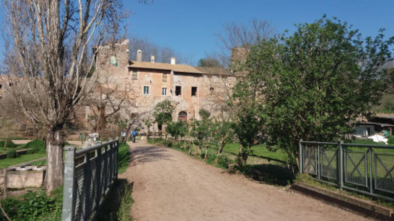 Ancient Appian Way, Catacombs and Roman Aqueducts Electric-Assist Bicycle Tour photo 12