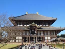 Todai-ji Temple, Nara , Connie S - November 2017