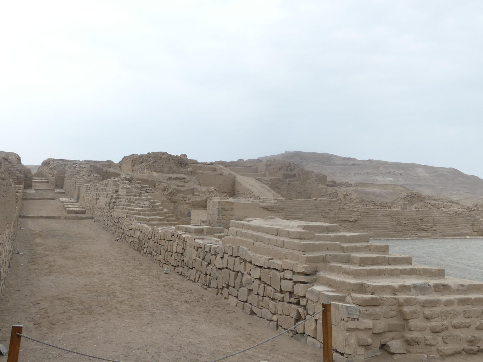MAIS FOTOS, Lima Full-Day Experience: Pachacamac, Historic Downtown and Magic Water Circuit