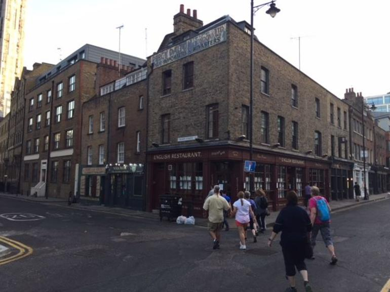 Jack the Ripper and Haunted London Tour photo 10
