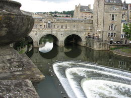 The City of Bath was wonderful and the opportunity to see the roman influences there outstanding. , Mark A - July 2014