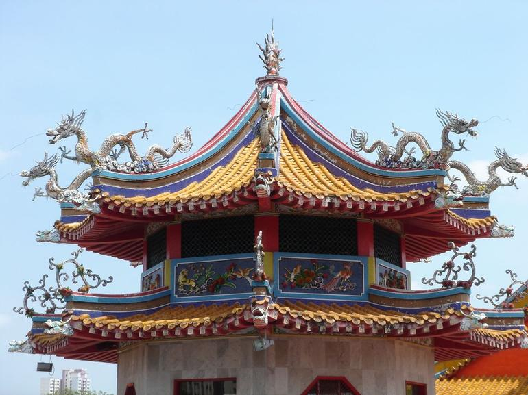 Bright hill temple - Singapore