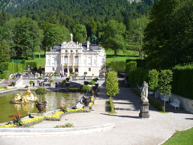 Copy of Linderhof 4 - Munich