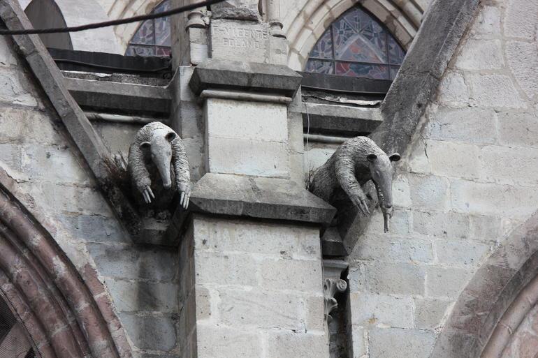 Gargoyles? - Quito
