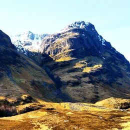 We stopped in Glencoe to soak up some sun , Caitlin R - March 2015