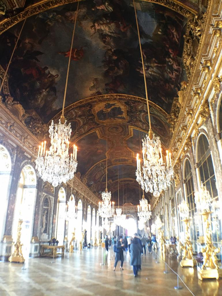 Versailles Half Day Trip from Paris by Coach with Independent Audio Guided Visit photo 24