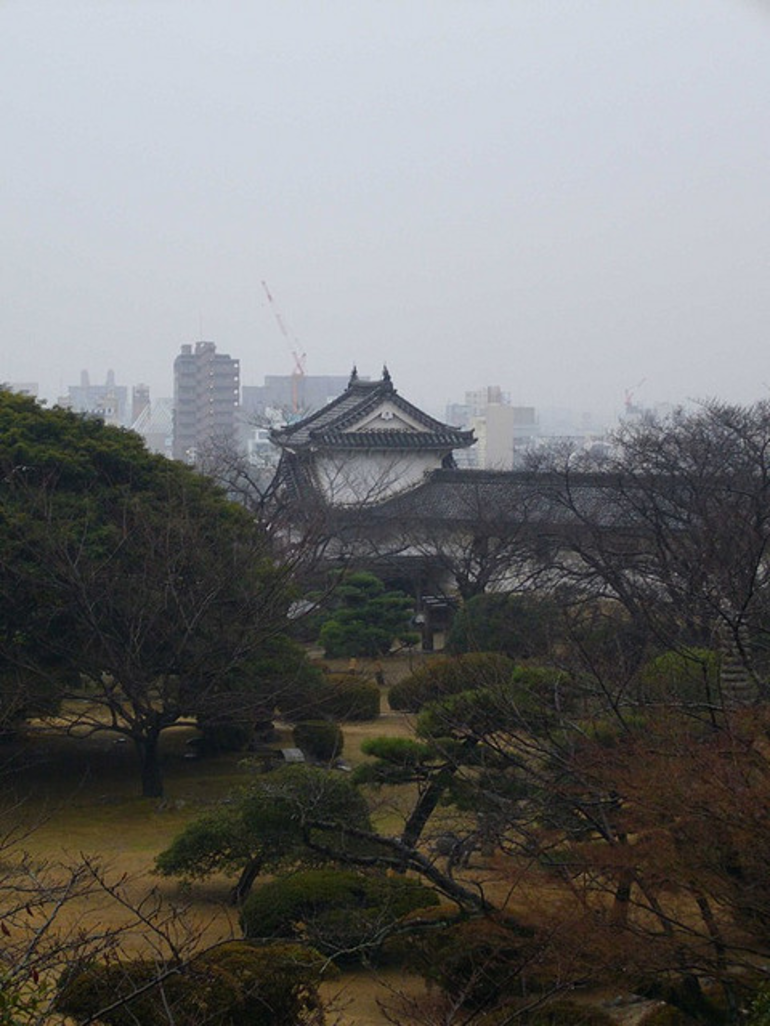 Himeji Grounds - Kyoto